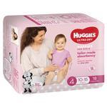 Huggies Convenience Pack Toddler 18 Girl
