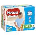 Huggies Convenience Pack Walker 16 Boy