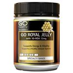 GO Healthy Royal Jelly 1000mg 10 HDA 12mg 180 Capsules