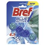 Bref Blue Active Eucalyptus Toilet Block 50g