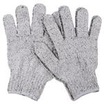 Manicare 25508 Charcoal Detox Exfoliating Gloves