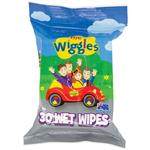 ABC Kids The Wiggles Wet Wipes 30 Pack