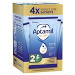 Aptamil Gold Pronutra Follow On Sachet 4x30g