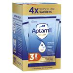 Aptamil Gold Pronutra Toddler Sachet 4x38g