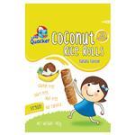 Little Quacker Coconut Rice Rolls Banana 40g