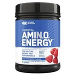 Optimum Nutrition Amino Energy Blue Raspberry 65 Serve 585g Online Only