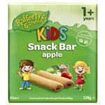 Raffertys Garden 12+ Months Fruit Snack Bar Apple 8 Pack
