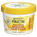 Garnier Fructis Hair Food Nourishing Banana 390ml for Dry Hair
