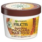 Garnier Fructis Hair Food Smoothing Macadamia 390ml for Dry & Unruly Hair