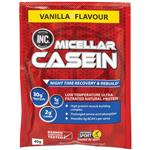 INC Micellar Casein Vanilla 40g Single Serve Sachet