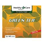 Healthy Care Green Tea Energy Drink Tropical 3g X 60 Powder Sachets Online Only