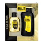 Everlast Gold Eau De Toilette 100ml & Body Wash Set