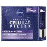 Nivea Cellular Filler Night Cream 50ml