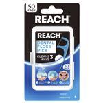 Reach Dental Floss Pick 50 Pack