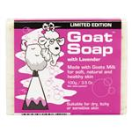 Goat Soap With Lavender 100g
