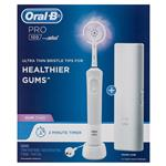 Oral B Pro 100 Gum Care Power Toothbrush White