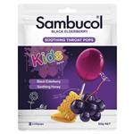 Sambucol Kids Soothing Throat Pops 8 Pack