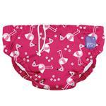 Bambino Mio Reusable Swim Nappy Pink Flamingo (1-2 Years)
