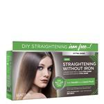 Kativa Hair Straightening Kit Extra Shine