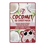 W7 Coconut 3D Sheet Mask