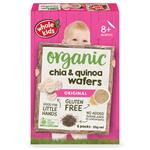 Whole Kids Chia & Quinoa Wafers 20g 6 Pack