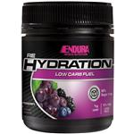 Endura Rehydration Low Carb Fuel Grapeberry 122g