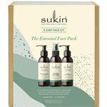 Sukin Signature Essential 3 Step Face Gift Set