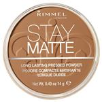 Rimmel Stay Matte Pressed Powder 030 Caramel