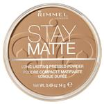 Rimmel Stay Matte Pressed Powder 040 Honey
