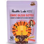 Health Lab Kids Bliss Bites Choc 10x15g