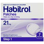 Habitrol 21mg Patch 7 Pack