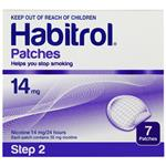 Habitrol 14mg Patch 7 Pack
