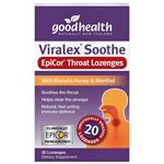 Good Health Viralex Soothe EpiCor Throat 20 Lozenges