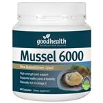 Good Health Mussel 6000mg 300 Capsules