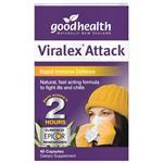Good Health Viralex Attack 60 Capsules