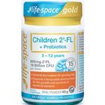 Life Space Gold Children 2 FL + Probiotics 60g