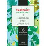 Healtheries Organic Traditional Pearl Green Tea 16
