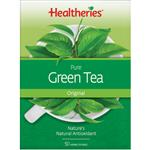 Healtheries Pure Green Tea 50 Bags