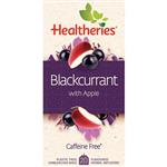 Healtheries Blackcurrant with Apple Tea 20 Bags