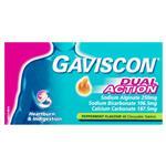 Gaviscon Dual Action 48 Tablets