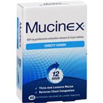 Mucinex SE 600mg 40 Tablets