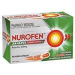 Nurofen Zavance 60 Liquid Capsules