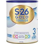 S26 Gold Stage 3 Toddler Milk Drink From 1 Year 900g