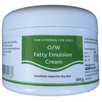Fatty Emulsion O/W Cream 500g