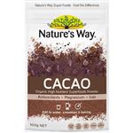 Nature's Way Super Foods Cacao Powder 100g
