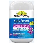 Nature's Way Kids Smart Fish Oil 50 Burstlets