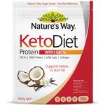 Nature's Way Keto Diet Protein Powder 200g