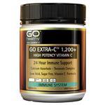 GO Healthy Extra-C 1200+ 200 Capsules