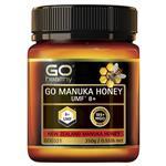GO Healthy Manuka Honey UMF 8+ /MGO 185+ 250gm