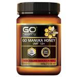 GO Healthy Manuka Honey UMF 12+ /MGO 356+ 500gm